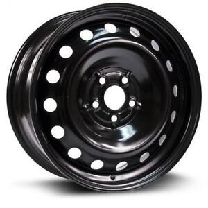 Brand New Steel Rims (5x114.3) - Most offsets and Hubsizes