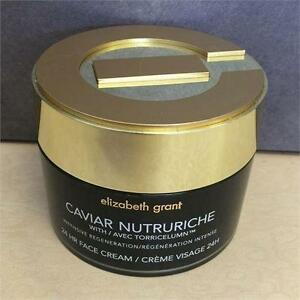 NEW, Elizabeth Grant Caviar Nutruriche 24HR Face Cream 3.4 oz (100 ml.)