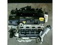 Vauxhall corsa e 1.4 petrol b14xer a14xer engine done 7k