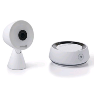 Safety 1st HD WiFi Baby Monitor with Audio Parent Unit