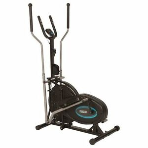 NEW Elliptical with Heart Pulse Sensors