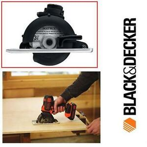 NEW B+D MATRIX TRIM SAW ATTACHMENT For use with Black + Decker BDEDMT and BDCDMT112 Tools Home Improvement power tool