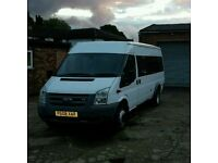 Need a mini bus to hire