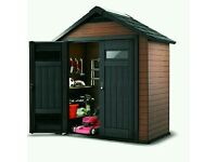 Keter Fusion Shed 7.5 x 4 FT NEW!!!