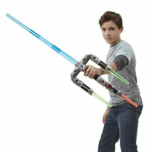 NEW: Star Wars Bladebuilders Jedi Master Lightsaber