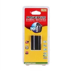 ENEL14 Battery For Nikon  D5100 D3200 D3100 P7000 P7100 D5200