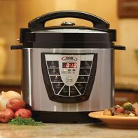 Fusion Life Power Pressure Cooker XL