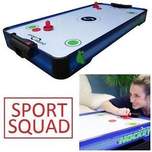 """NEW SPORTSQUAD AIR HOCKEY TABLE - 104901545 - 40"""" - TABLE TOP - Sports  Outdoors Recreation Game Room Hockey Tables"""