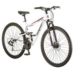 29 inch mongoose mountain bike
