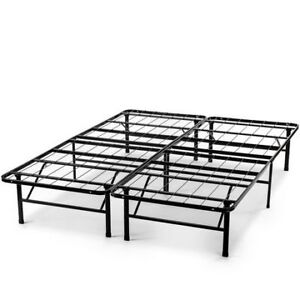 convertible twin-queen bed frame