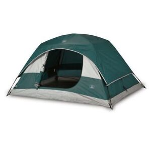 Ventura 7x6 3-Person Cabin Dome Camping Tent in excellent cond.
