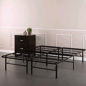 KING QUEEN OR TWO TWIN BED FRAMES