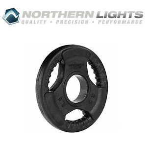 Northern Lights Olympic Rubber Coated Weight Plate,2.5lbs WPOR02