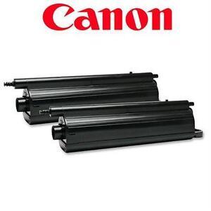 2 NEW CANON GPR-7 BLACK TONER TONER CARTRIDGE - LASER PRINTER - BOX OF 2 Office Products School Supplies