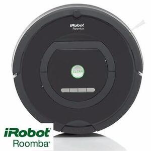 NEW IROBOT ROOMBA 770 VACUUM CLEANING ROBOT