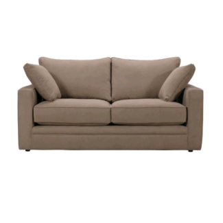 Freedom 2.5 seater stone coloured  andersen fabric couch
