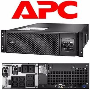 NEW APC SMART RACK MOUNT UPS 5000VA  2 OUTLET - BATTERY BACKUP -4250W   90661797