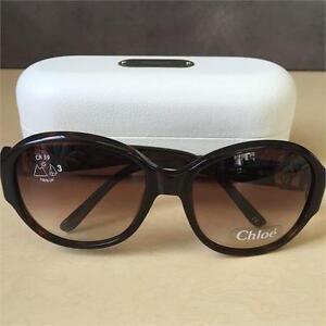 NEW Genuine Chloe CL 2241 C02 TORTOISE Sunglasses CL2241