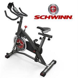 NEW* SCHWINN IC2 EXERCISE BIKE FITNESS EXERCISE EQUIPMENT BICYCLE RUNNING 79792140