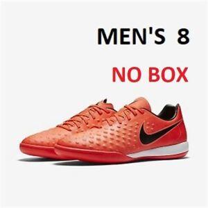 NEW NIKE MAGISTA ONDA II IC MEN'S SOCCER/FOOTBALL SHOE - SIZE 8