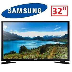 "USED* SAMSUNG  32"" LED HD TV TELEVISION - 32 INCH - 1366 x 768p, 2 HDMI 107450871"