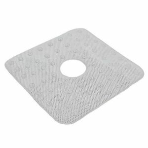 NEW: Mainstays Waffle Stall Size Cushion Tub Mat