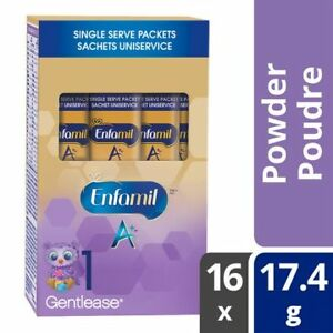 PRICE FIRM 2 x Enfamil A+ Gentlease® Infant Formula Brand New