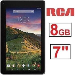 "REFURB RCA 7 VOYAGER 2 TABLET 8GB BLACK - 7"" DISPLAY - ELECTRONICS - 1 99710395"