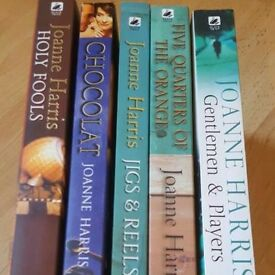 Joanne Harris Books