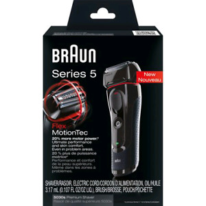 Brand new sealed Braun Series 5 - 5030S Electric Shaver 90$