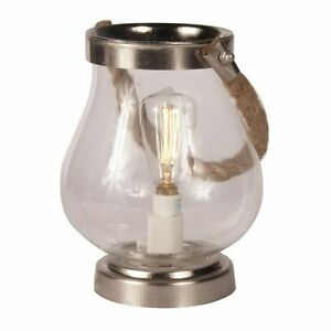 NEW: ScentSationals Hurricane Lantern Edison Warmer