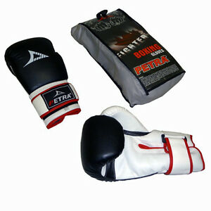 PETRA Fighter 12oz Boxing Gloves - Pair MAPS8003PU12