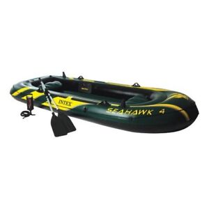 Intel seahawk 4. Inflatable boat