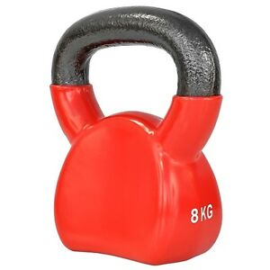 Northern Lights Ergonomic Shape Kettlebell - 8kg KBEKG08