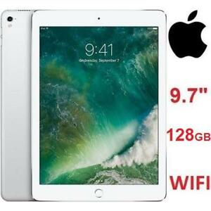 NEW OB APPLE IPAD PRO 9.7 128GB MLMW2LLA 131375396 WIFI SILVER TABLET