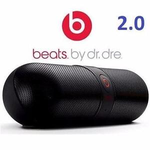 REFURB BEATS PILL BLUETOOTH SPEAKER   BLACK - PILL 2.0 - 2 ELECTRONICS AUDIO SPEAKERS ENTERTAINMENT 99589794