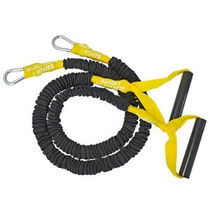 Cable Cross Covered Resistance Bands, Extra Light RBCCRS03XLYE