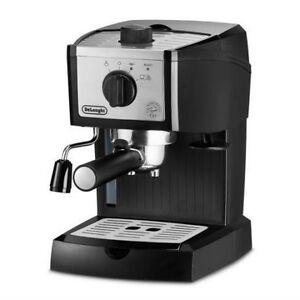 CoffeeEspresso and Cappuccino MachineDe'Longhi EC155M 15 Bar