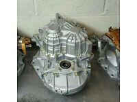 Corsa VXR 1.6 Turbo Gearbox M32 6 Speed Z16LEH Reconditioned astra SRI Rebuilt