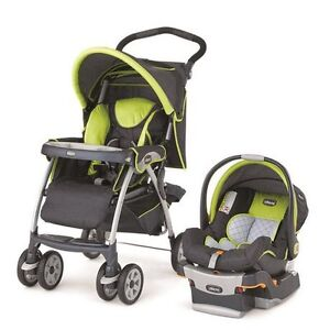 Chicco Travel System & Base