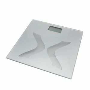 NEW: Mainstays Super Slim Digital Glass Scale - $20 NO TAX