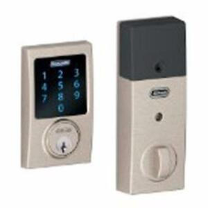 NEW-SCHLAGE CENTURY TOUCHSCREEN DEADBOLT