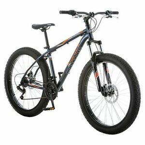 mens mongoose 27.5 mountain bike