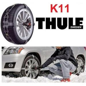 NEW THULE K-SUMMIT TIRE CHAINS K11 20022307 218761828 20022307