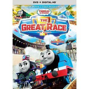 dvd Thomas le train, le film