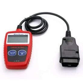 MS309 CAN OBD2 II EOBD Vehicle Scan Diagnostic Code Reader Tool
