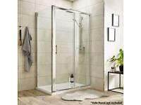 Premier Pacific Sliding Shower Door - 1000mm