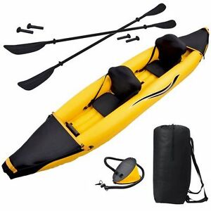 Inflatable 2 persons Kayak