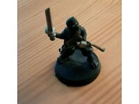 Vintage Dungeonquest Games workshop figures