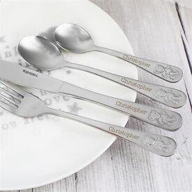 Teddy Cutlery Set
